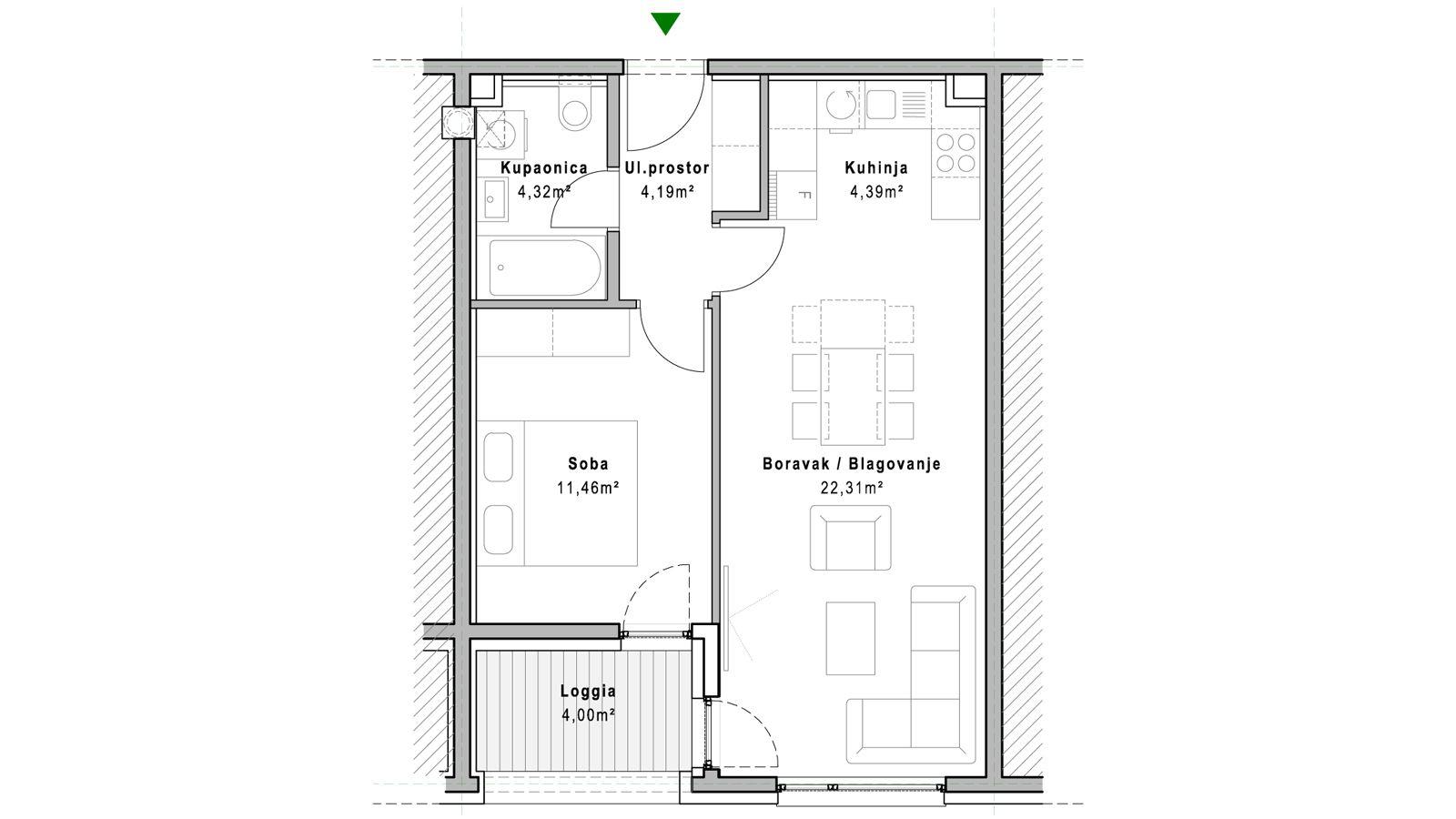 stan B.2.2 - Projekt Lanište