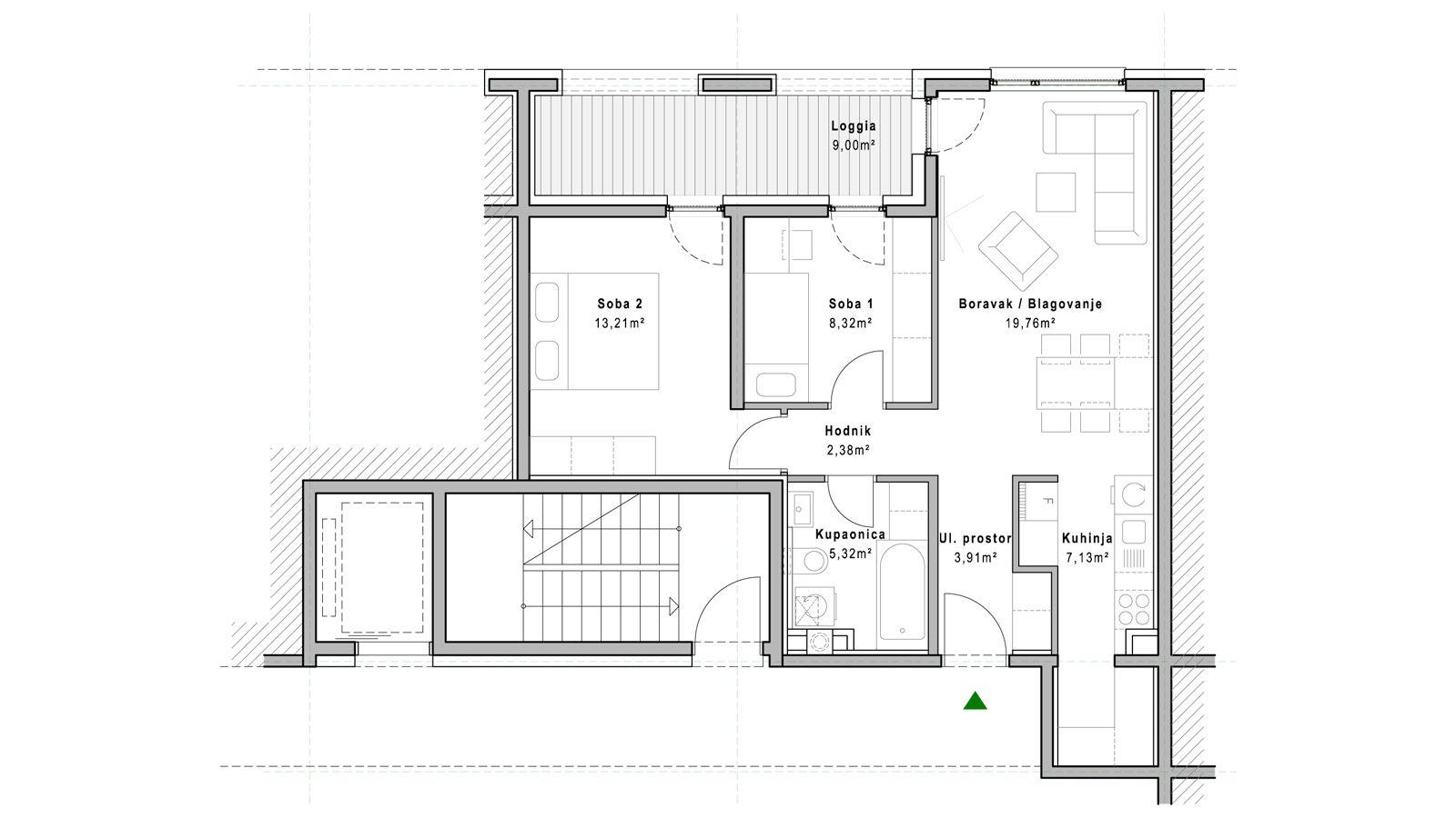stan A.3.7 - Projekt Lanište
