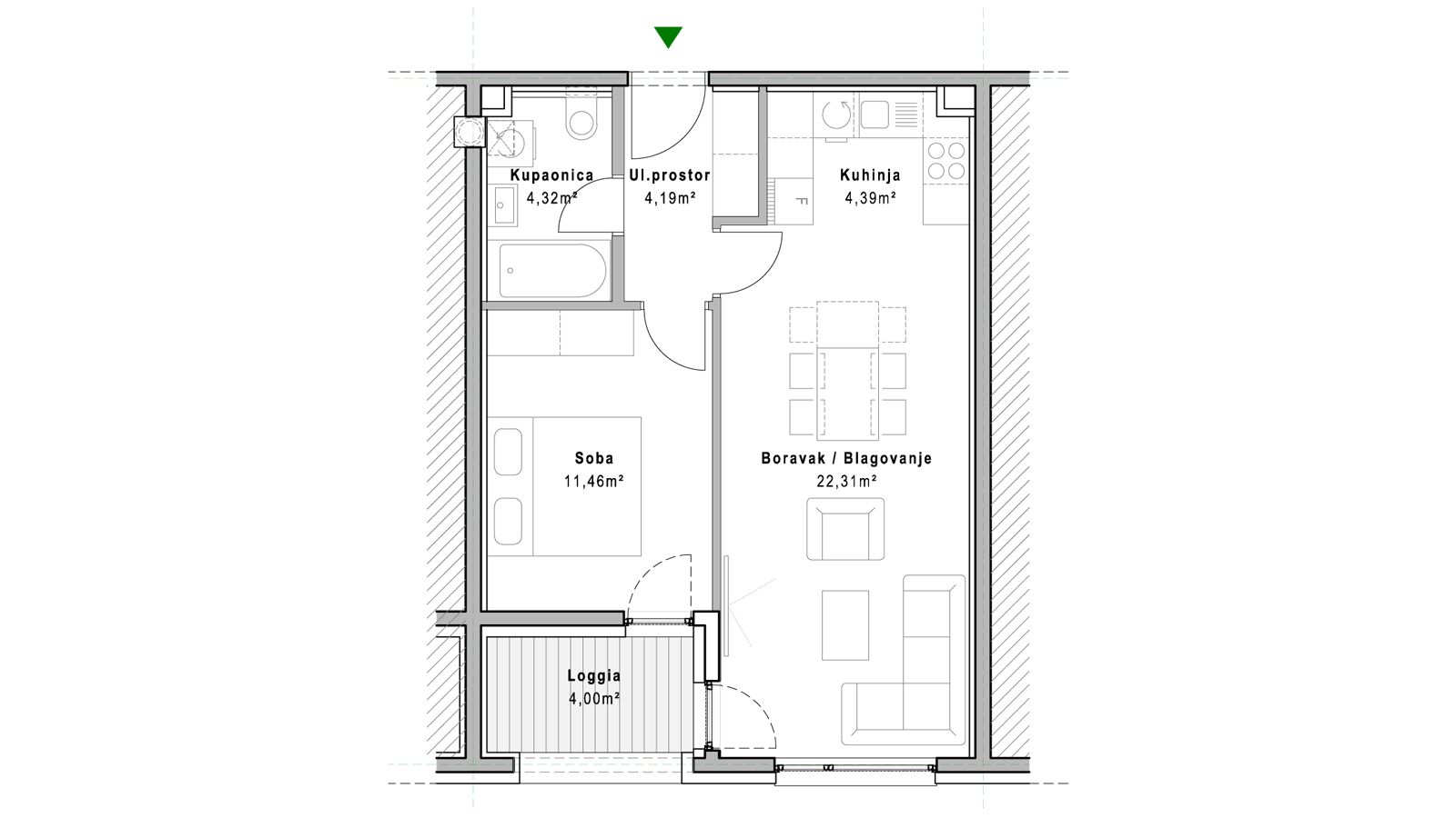 stan B.5.4 - Projekt Lanište