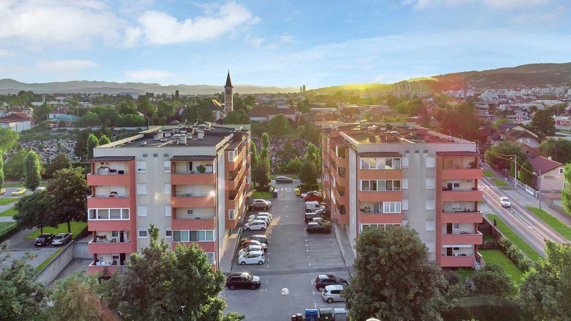 Šulentićeva ulica, Malešnica
